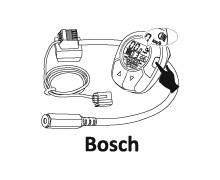 Sx2KB + Kabel Set voor Bosch eBike motor met Active schakelaar